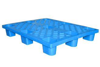 1210 Grid Lightweight Plastic Pallets Euro Standard Excellent Mechanical Performance