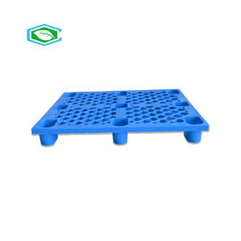 China 9 Feet Lightweight Plastic Pallets , Antistatic Warehouse Plastic Storage Pallets 48x40 supplier