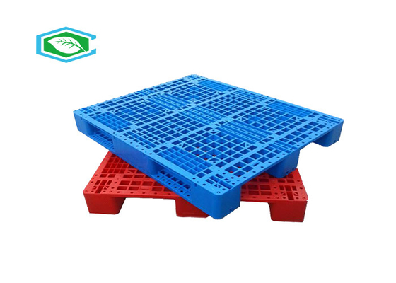Heavy Duty One Ton Reinforced Plastic Pallets 48×40 For Warehouse Storage And Rack