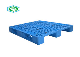 Warehouse Plastic Rack Pallet Euro Steel Standard Recyclable Polyethylene Material