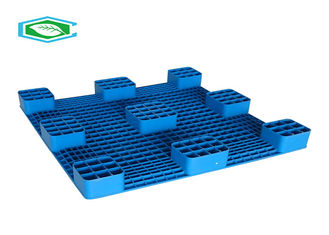 China 9 Legs Lightweight Plastic Pallets For Cargo Transportation And Storage supplier