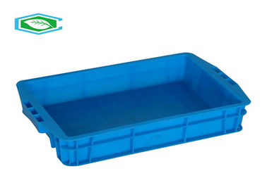 HDPE Nestable Stackable Plastic Standard Pallets Logistics Turnover Container