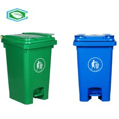 Trampling Type Tight 100 Liter Trash Can Small - Scale Indoor With Lids