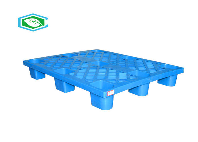 9 Legs Lightweight Plastic Pallets For Cargo Transportation And Storage